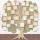 Five-Generation Printable Scrapbook Pedigree Trees